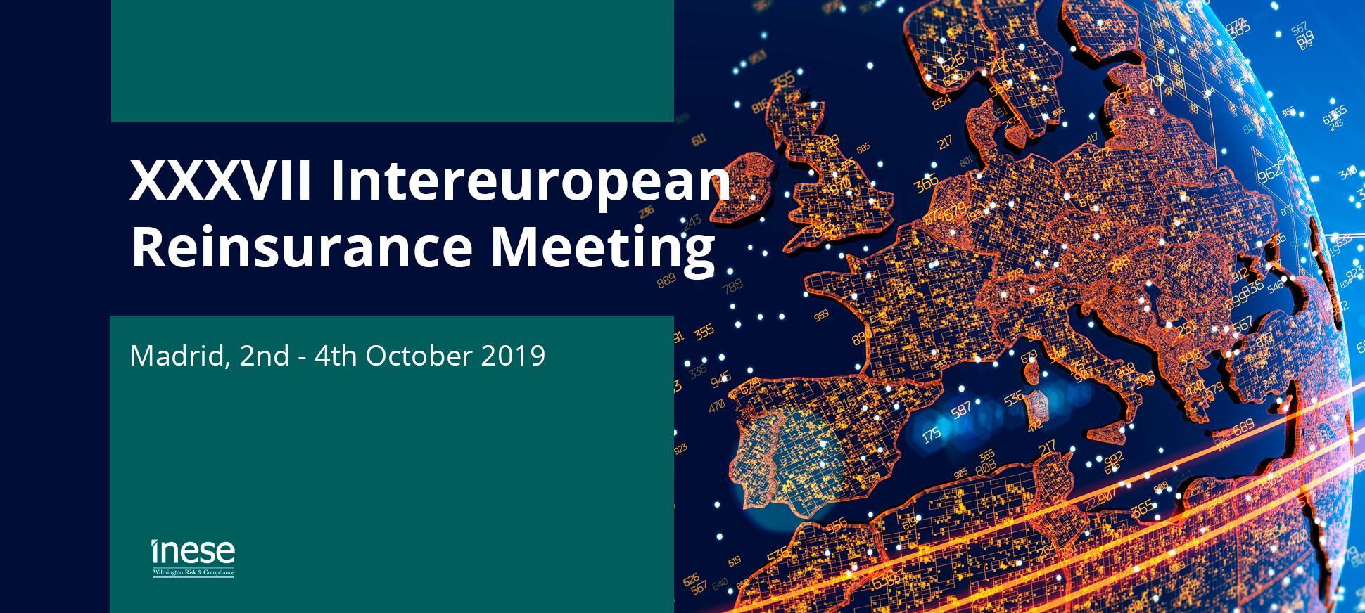 Intereuropean Reinsurance Meeting